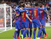 بالفيديو.. برشلونة يضيق الخناق على ريال مدريد بالليجا بثلاثية فى بلباو