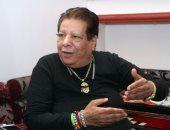 """اليوم.. شعبان عبد الرحيم يسجل أغنية """"ربنا ينجى مصر"""" لإذاعتها على الفضائيات"""