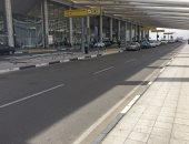 بالصور.. أسرة عمر عبد الرحمن تصل مطار القاهرة لاستلام جثمانه