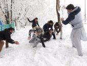 مصرع أربعة أشخاص فى انهيار ثلجى بشمال القوقاز