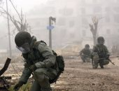 الشرطة العسكرية الروسية تسير دوريات على الحدود السورية التركية