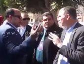 بالفيديو..محافظ القاهرة يتفقد الموقف القديم للميكروباص و ميدان المحطة