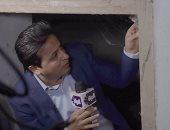 """أحمد رجب فى """"مهمة خاصة"""" داخل منزل الزعيم الراحل جمال عبدالناصر"""