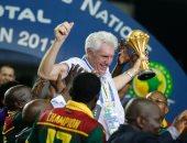 مدرب الكاميرون: تلقيت عرضاً لتدريب الأهلى عقب أمم أفريقيا