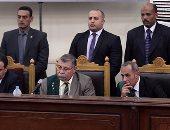 محاكمة بديع و738 إخوانيا فى أحداث فض اعتصام رابعة