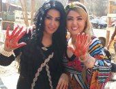 """مها أحمد تكشف عن طبيعة دورها فى """"الحلال"""" مع سمية الخشاب"""