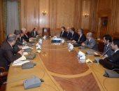 اجتماع بين وزارة الإنتاج الحربى وميكروسوفت العالمية لبحث التعاون العسكرى