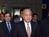 """رئيس الوزراء يعود من شرم الشيخ بعد حضور مؤتمر """"الإرهاب والتنمية الاجتماعية"""""""