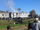 توقف حركة قطارات أسوان ـ القاهرة بسبب تعطل قطار فى سوهاج
