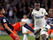 موناكو يحافظ على صدارة الدوري الفرنسي وسان جيرمان ينجو بهدف قاتل