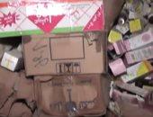 ضبط أدوية بيطرية مجهولة المصدر و9500 عبوة عصير غير صالحة للاستهلاك فى سوهاج
