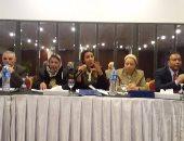 بالصور.. 4 محافظات تشارك بمؤتمر الاستراتيجية الوطنية لمكافحة العنف ضد المرأة