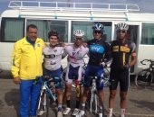 معسكر الأقصر يجهز الدراجات للبطولة الأفريقية