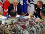 بالصور.. ترامب يقرر زيادة ميزانية الجيش الأمريكى 54 مليار دولار سنويا