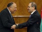 الخارجية الأردنية: عمان تدعم الجهود المصرية فى تحقيق المصالحة الفلسطينية