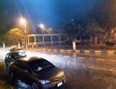 أمطار رعدية تضرب محافظة الغربية ورفع الطوارئ بالقطاعات الخدمية