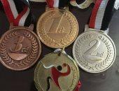 الرئيس السيسى يمنح أبطال دورة ألعاب البحر المتوسط أوسمة الرياضة