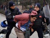 تركيا تقرر الإفراج عن معظم المحتجين بالمطار الجديد