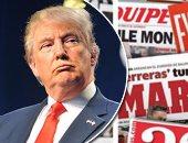 صحيفة أمريكية تشبه ترامب بستالين وماو تسى تونج بسبب عدائه للإعلام
