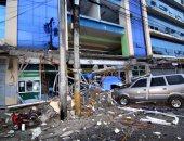 قتلى ومصابين جراء زلزال بقوة 6.7 درجة ضرب جنوب الفلبين