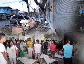 ارتفاع حصيلة ضحايا زلزال عنيف جنوبى الفلبين إلى 4 قتلى و100 مصاب