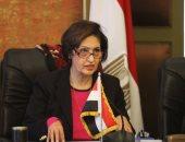 نائلة جبر: المشروعات التنموية الحل الأساسى للحد من الهجرة غير الشرعية