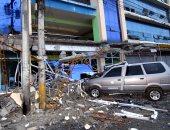 إصابة 25 شخصًا فى زلزال جنوبى الفلبين