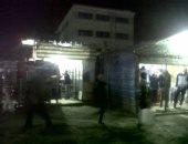 بالصور... شكوى من محاصرة أكشاك الشيشة لمدرسة توفيق الحكيم بمدينة نصر