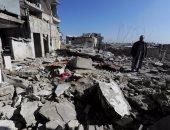 المرصد السورى: مقتل 9 أشخاص جراء قصف واشتباكات بريف الرقة الغربى