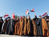 استنفار أمنى بمحيط البرلمان العراقى تحسبا لاقتحامه من قبل متظاهرين