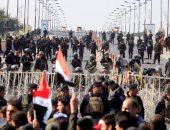 الداخلية العراقية: مقتل 104 أشخاص وإصابة 6107 آخرين فى التظاهرات الأخيرة