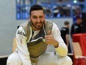 علاء أبو القاسم يشارك فى كأس العالم للشيش بفرنسا