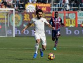 محمد صلاح يبحث عن تألق جديد مع روما أمام تورينو