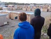 الجارديان: اغتصاب النساء والأطفال فى مخيم دونكيرك الفرنسى