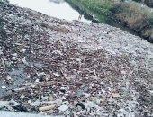 قارئ يرصد تلوث مياه النيل بالدقهلية