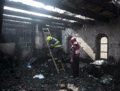 اعادة فتح كنيسة مسيحية أثرية أحرقها متطرفون يهود قبل نحو عامين