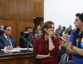 23 مارس.. الحكم على آية حجازى و6 آخرين فى قضية الاتجار بالبشر