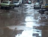 بالفيديو والصور.. مدن دمياط تشهد أمطارا غزيرة وتراكم المياه فى الشوارع