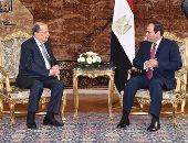 رئاسة الجمهورية اللبنانية: السيسي أكد وقوف مصر بجانب لبنان رئيسا وشعبا