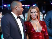 بالصور.. بيونسيه ترتدى مجوهرات بـ 12 مليون دولار بحفل Grammy