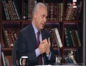 """مصطفى بكرى يصف """"تميم"""" بـ""""المهرطق"""".. ويؤكد: أنتم أداة فى يد الصهيونية"""