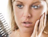 أسباب تساقط الشعر منها مشاكل الغدة الدرقية