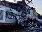 مقتل شخص وإصابة 50 آخرين جراء اصطدام قطارين بجنوب إفريقيا