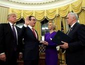 وزير أمريكى: ترامب يتمتع بجينات مذهلة وصحة ممتازة ويأكل من البيت الأبيض