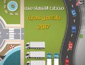 7 معلومات عن الطريق الدائرى الإقليمى.. أهمها منع دخول الشاحنات للقاهرة