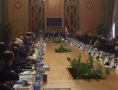 سامح شكرى يبحث مع السفراء الأفارقة تحديات المنطقة ورؤية مصر لحلها