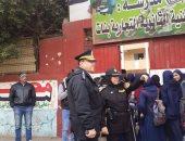 الشرطة النسائية بالجيزة تواصل حملاتها لمكافحة التحرش
