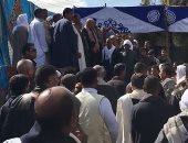 جلسة صلح تنهى نزاع عائلتين فى أوسيم بإشراف مديرية أمن الجيزة