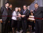 افتتاح متحف الحضارة بحضور مديرة اليونسكو ووزيرى الآثار والتضامن الاجتماعى