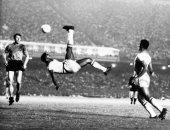 شاهد.. أبرز 10 أهداف فى تاريخ كرة القدم
